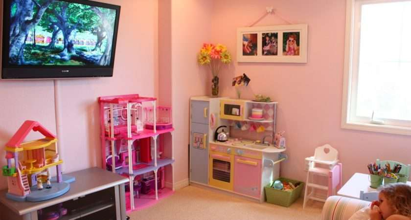 Girls Playroom Ideas Inspirations Parents Room