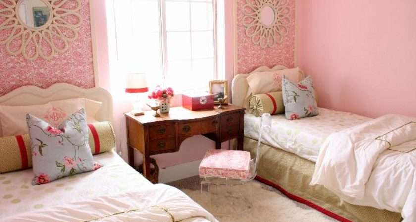Girls Room Design Ideas Modern Twin Bedroom Many