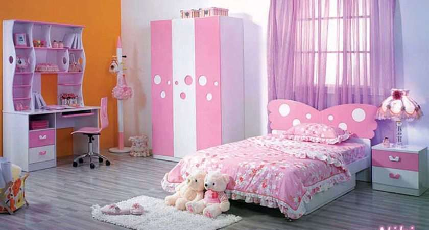 Girls Theme Bedroom Furniture Mumbai