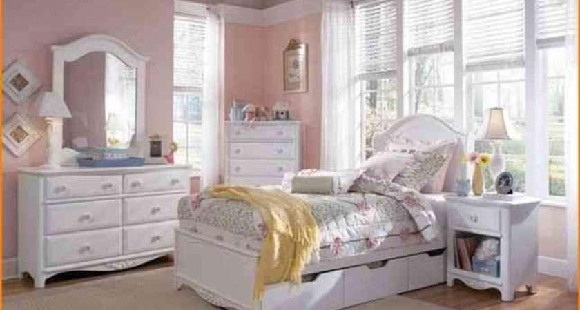 Girls White Bedroom Set Decor Ideasdecor Ideas