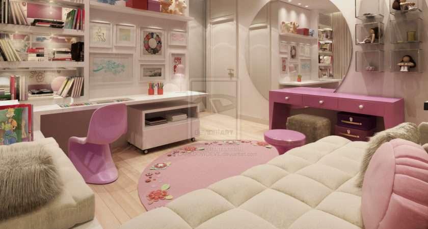 girly bedroom design ideas bellisima - Girly Bedroom Design