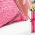 Girly Decor Beautiful Vase Easter Flower