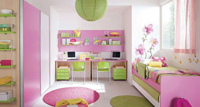Girly Kids Room Decor Ideas One Total Pics Cozy Girl