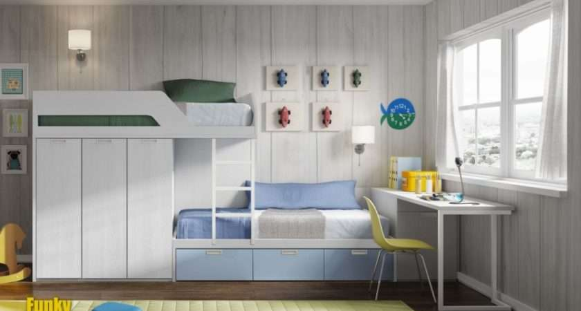 Give Your More Storage Space Than Standard Bunk Beds
