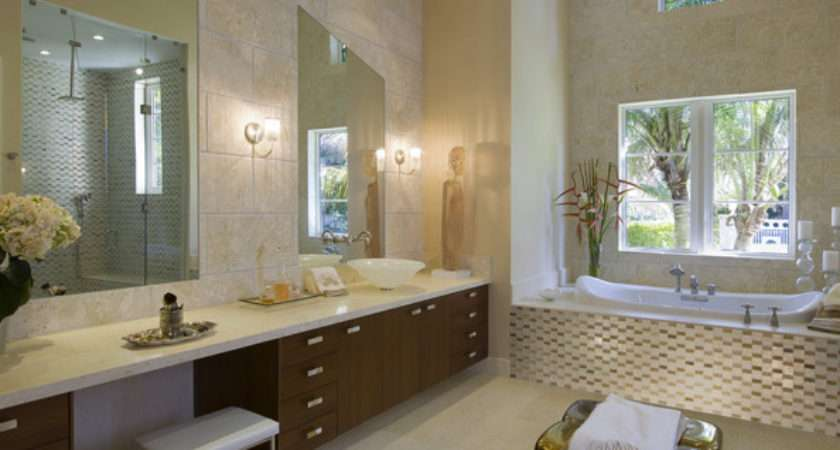 Glam Room Modern Bathrooms Lonny