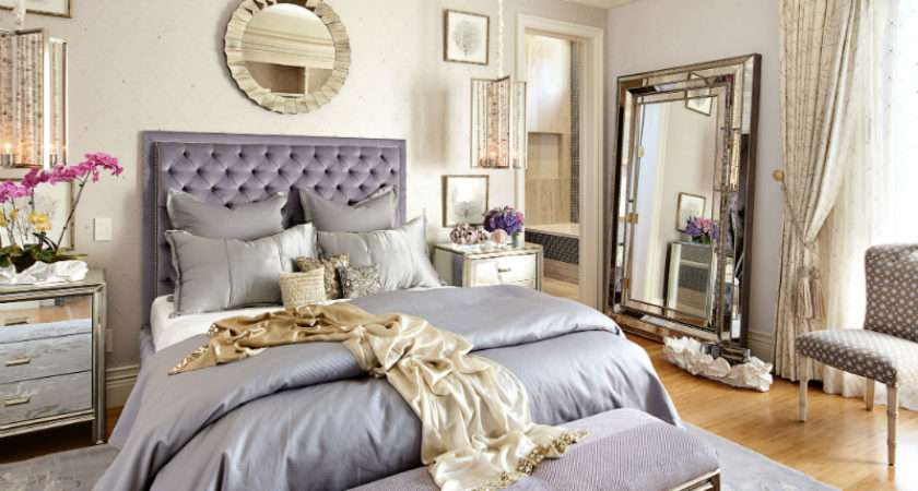 Glamorous Bedroom Cor Blend Chick Ideals Functionality