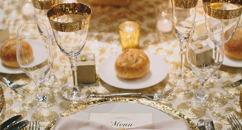 Glamorous Gatsby Inspired White Gold Wedding Napa