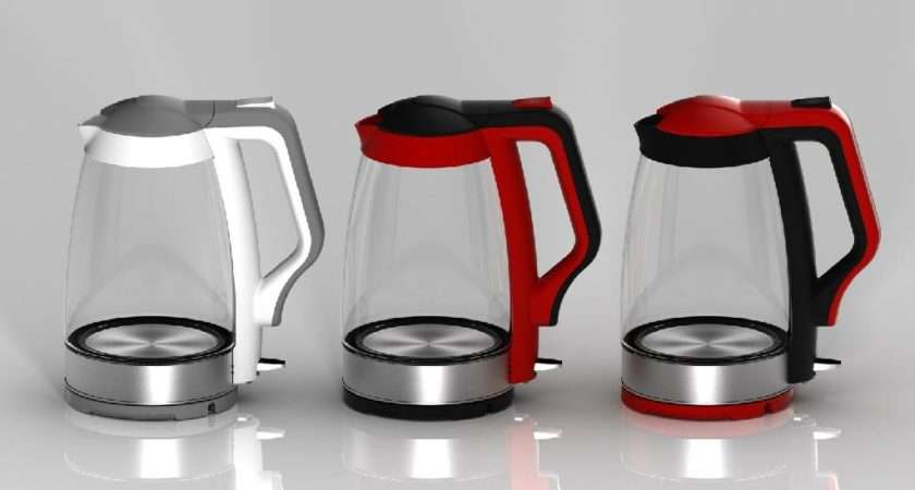 Glass Electric Kettle Aml China