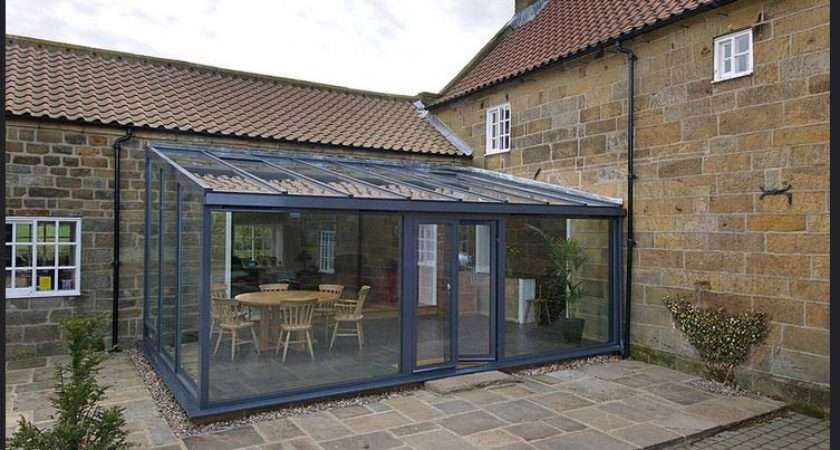 Glass Extensions Country Homes Farmhouses News
