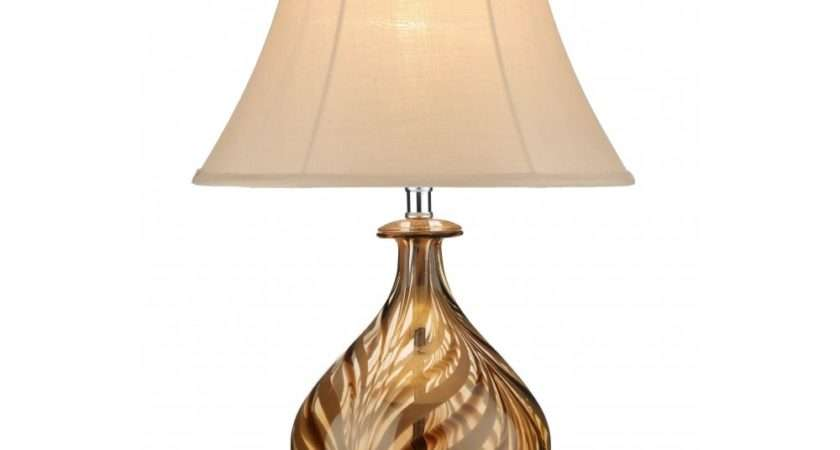 Glass Replacement Lamp Shade Table