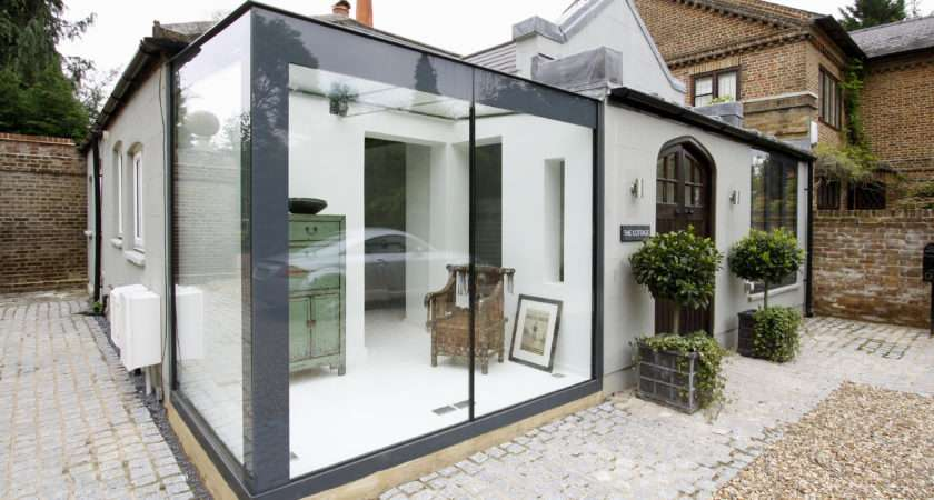 Glass Room Extension Cost