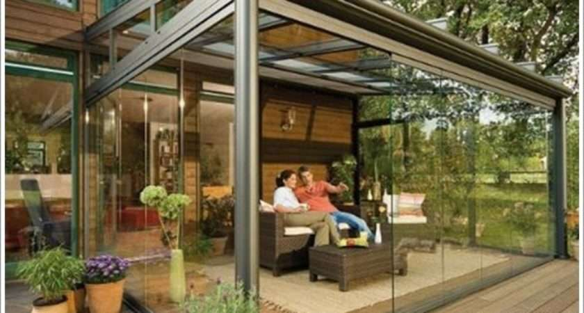 Glass Rooms Extensions Attached House