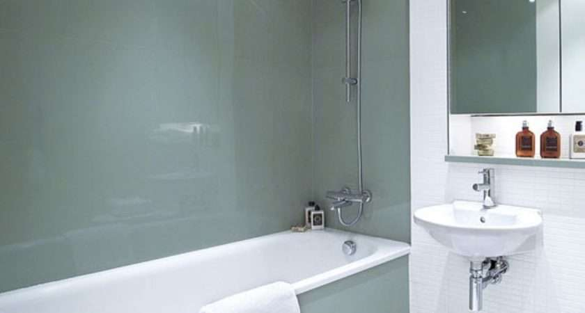 Glass Splashbacks Bathrooms Modern
