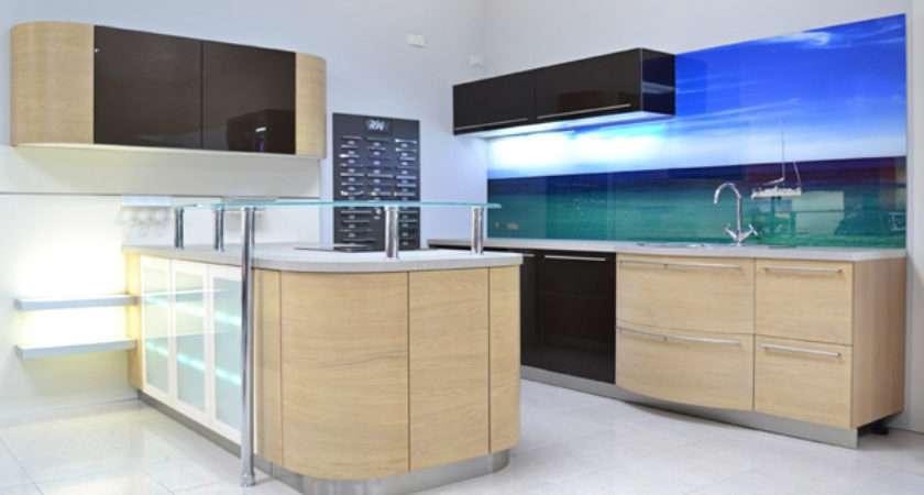 Glass Splashbacks Perth Printed Kitchen
