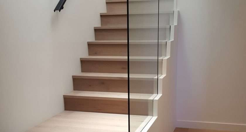 Glass Staircase Balustrades Melbourne Totally Frameless