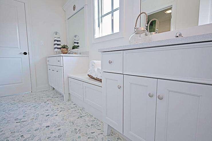 Glass Tilewall Tiles Blue Mosaic Bathroom Truefallacy