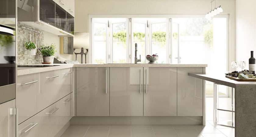 Glencoe Cashmere Kitchen Wickes
