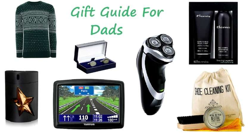 Glitter Beauty Baby Lifestyle Gift Guide Dads