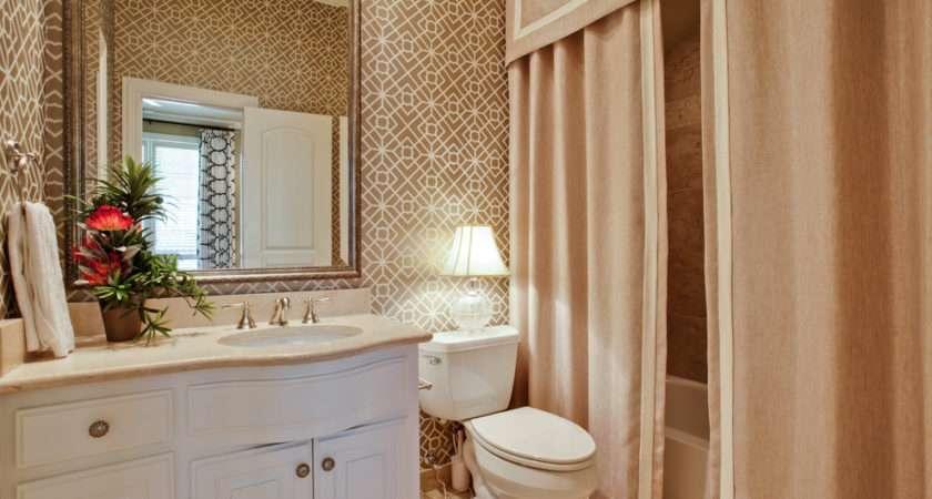 Glorious Gold Bathroom Mirrors Decorating Ideas