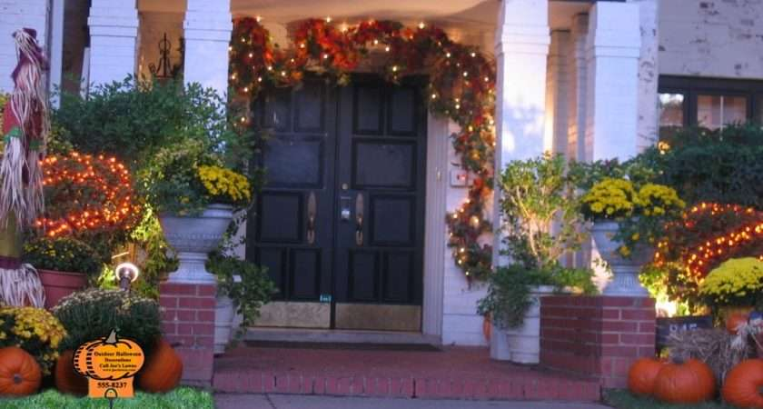 Golden Yellow Main Color Complete Your Fall Decorating