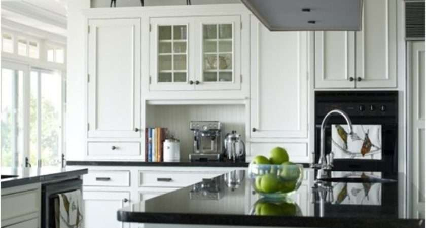 Good Black White Kitchen All