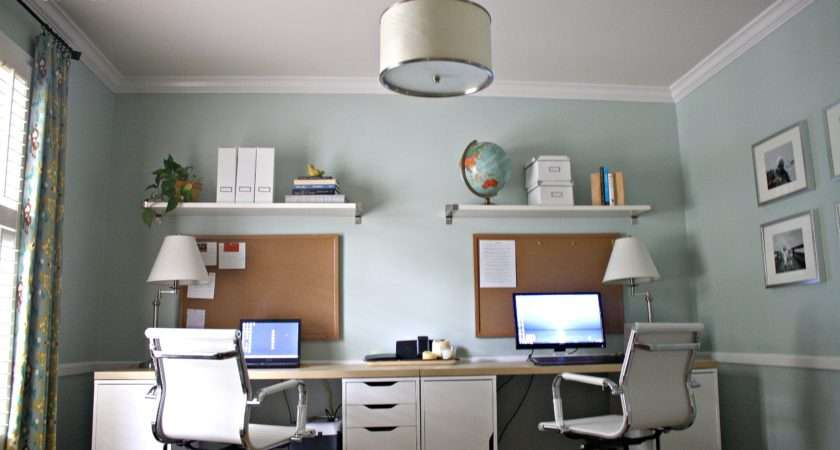 Good Home Office Colors Nice
