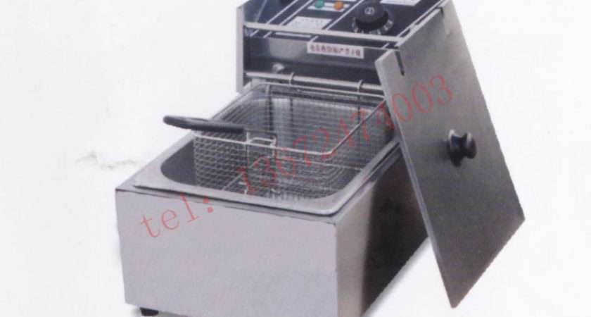 Good Quality Potato Fryer French Fries Oven Commercial Deep