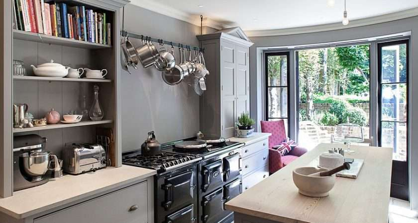 Gorgeous Gray Kitchens Usher Trendy Refinement
