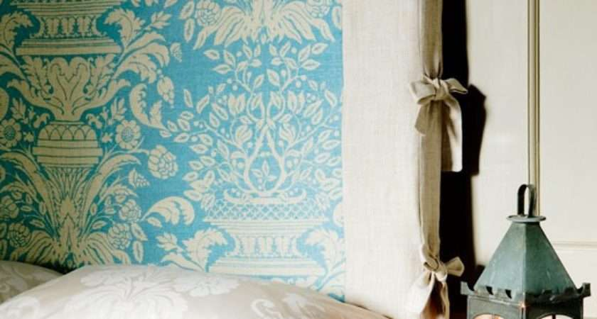 Gorgeous Headboard Covers Make Cover