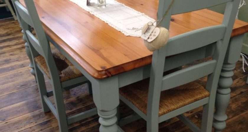 Gorgeous Kitchen Table Chair Set Transformed