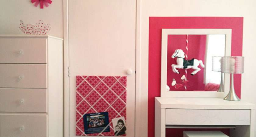 Gorgeously Girly Redecorating Bedroom Girl