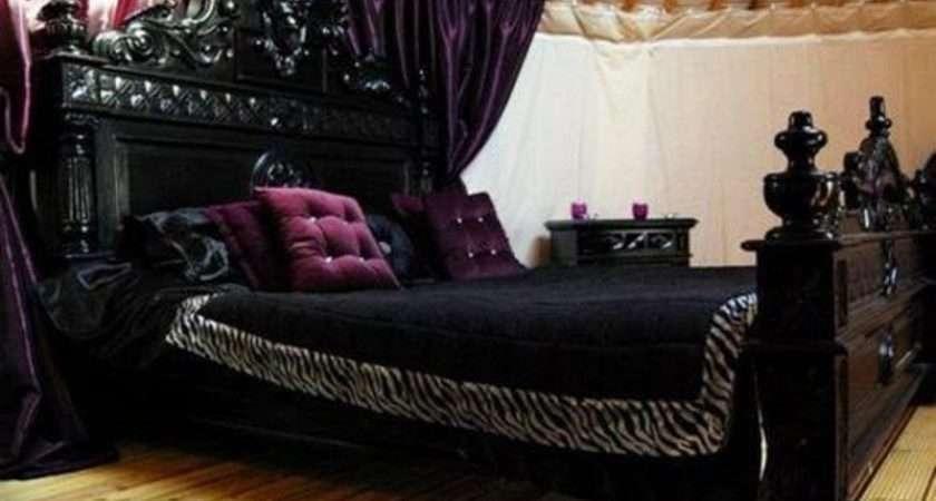 Gothic Bedroom Design Ideas Dramatic Bathroom Designs