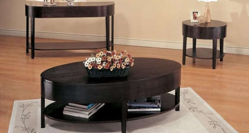 Gough Sleek Design Sofa Table Coaster Coleman Furniture