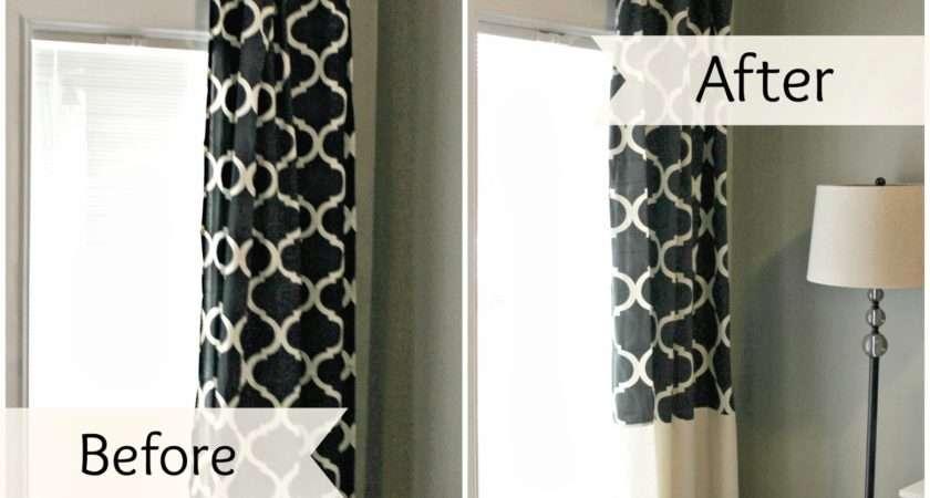 Grace Lee Cottage Diy Semi Custom Curtains Tutorial