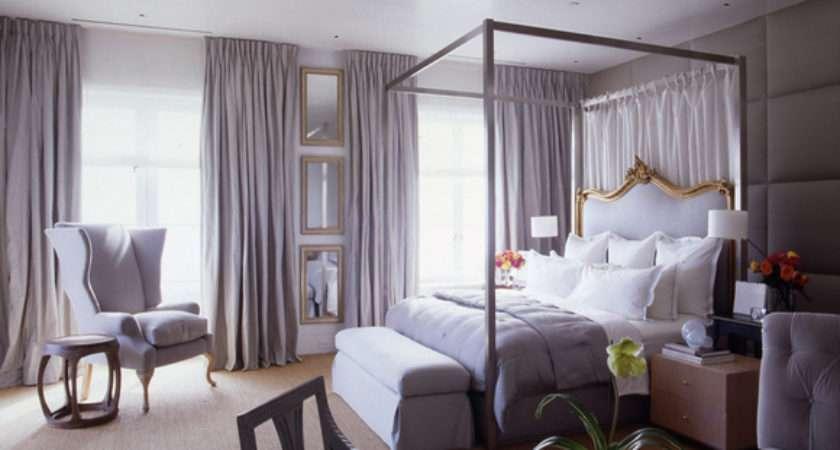 Graceful Gray Purple Bedroom Ideas New Home Scenery