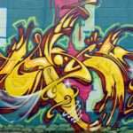 Graffiti Wall Mural Muralswallpaper Art