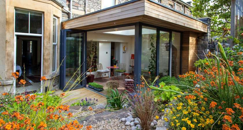 Graham Rivers Architects Garden Room Extension