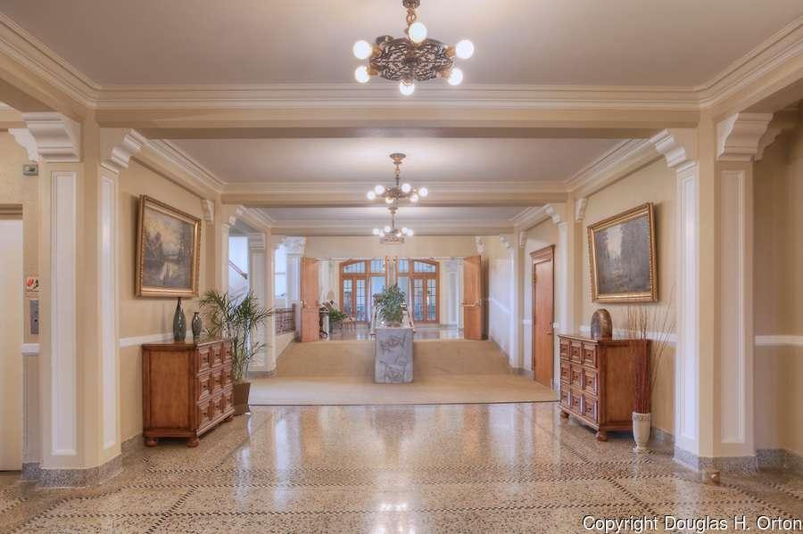 Grand Entrance Hallway Lobby Douglas Orton Imaging