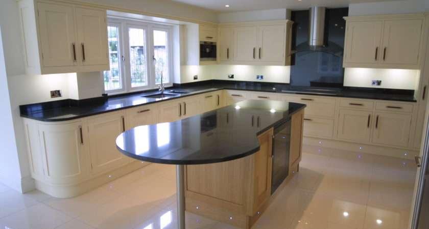 Granite Kitchen Worktops Interior Design Inspirations