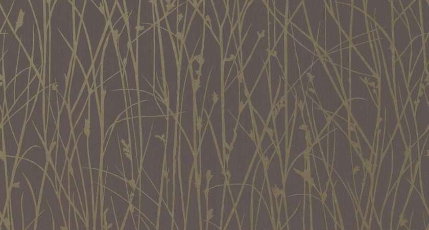 Grasses Zinc Pewter Harlequin