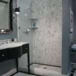 Gray Bathroom Contemporary