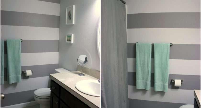 Gray Bathroom Decor Wall Paint Ideas