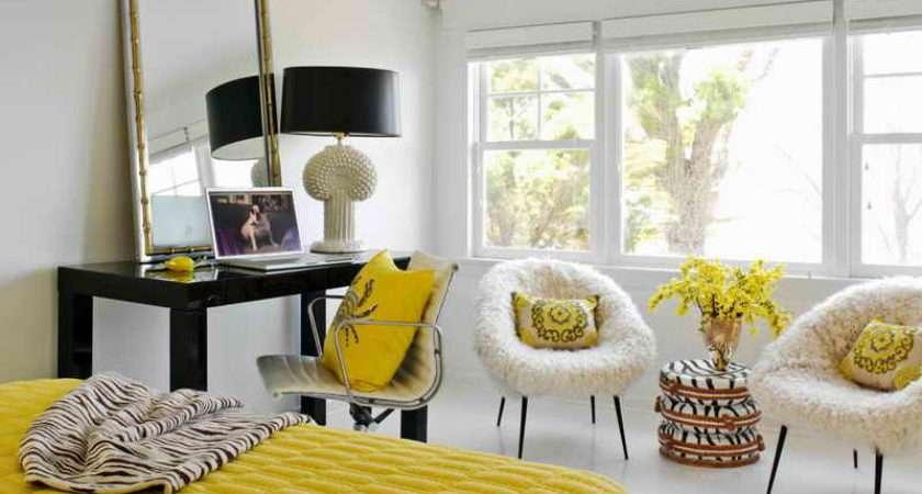 Gray Bedroom Ideas Yellow Grey Design