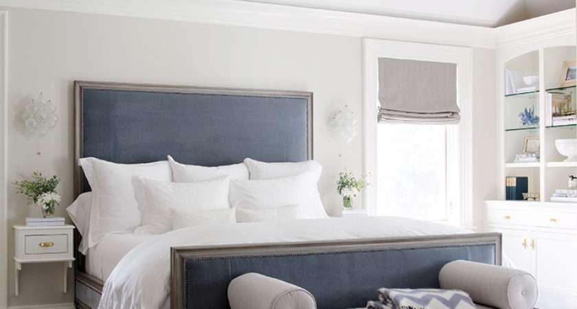 Gray Blue Bedroom Beautiful Master Bedrooms