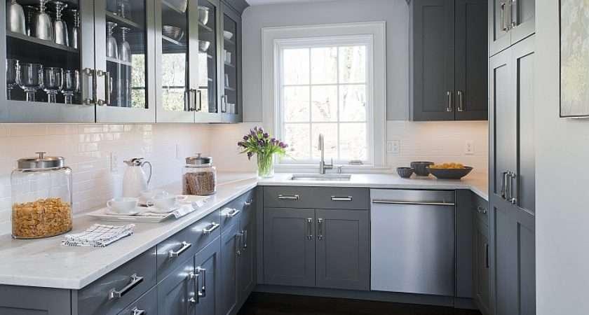 Gray Kitchen Design Ideas Decoholic