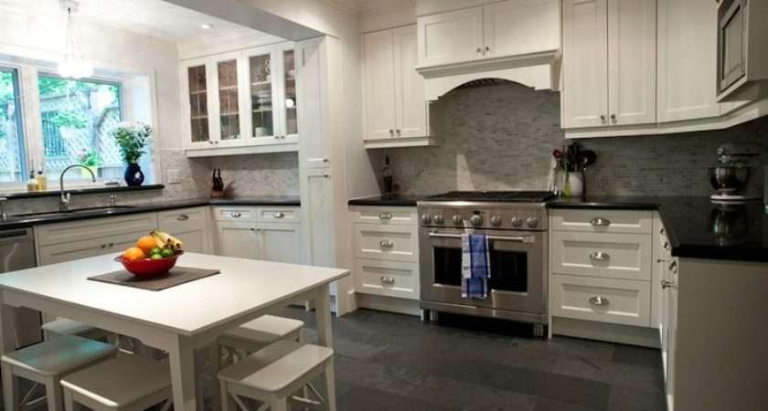 Gray Slate Floors Google Search Kitchen Design House