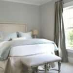 Graysilk Curtains Transitional Bedroom Ashley Goforth Design