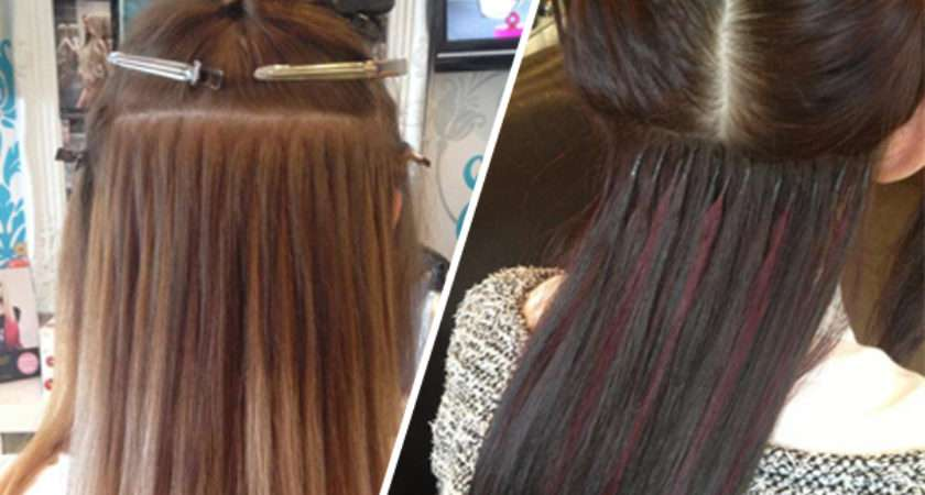 Great Lengths Hair Extensions Damage Your