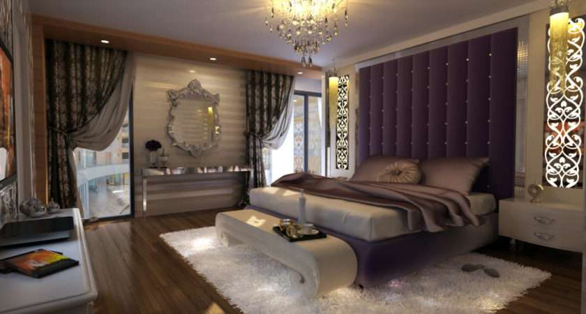 Great Luxury Bedroom Interior Design Ideas