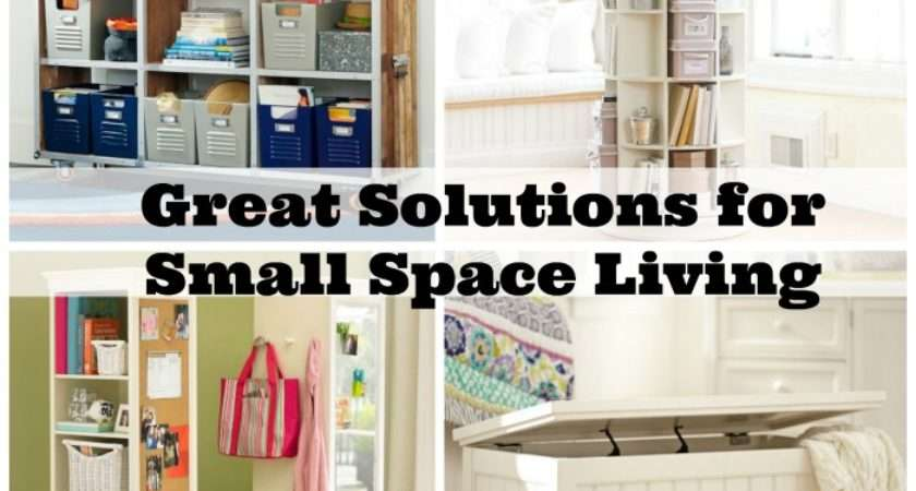 Great Solutions Small Space Living Tips
